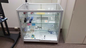 Glass Showcase - Display Cabinet