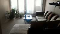 Apartment for sublet from March to April in calgary Downtown