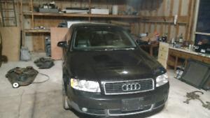 2004 Audi A4 1000$ obo