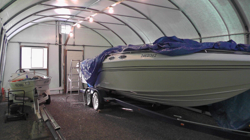 SHEDS | PORTABLE GARAGES | FABRIC BUILDINGS | Outdoor ...