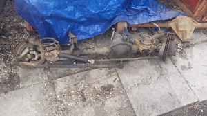 Jeep xj Dana 30 and 35