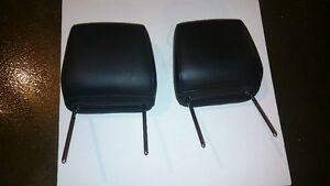 2005-2009 Mustang Leather Headrests
