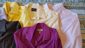 Like New Men's Dress Shirts