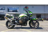2002 Kawasaki ZRX1200R ZRX 1200 R A2 11,159 Miles Great Condition Many Extras