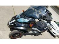 2012 12 PIAGGIO MP3 500 SPORT TOURING LT TRICYCLE TRIKE RIDE ON CAR LICENSE