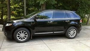2011 Lincoln MKX Deluxe SUV, Crossover