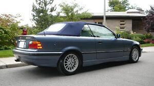 1999 BMW 323iC E36 Convertible