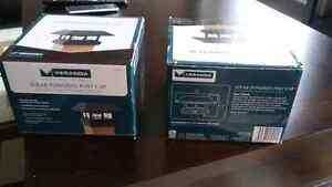 Veranda brand new in box x2 Solar Power LED Cap lights