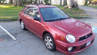 2003 Subaru Impreza Hatchback LOW KMs