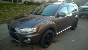 2012 Mitsubishi Outlander GT Limited SUV, Crossover