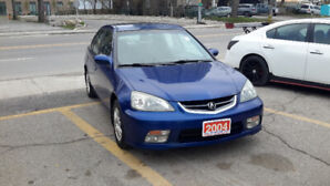 2004 Acura EL Touring 150k only Sedan..CALL 6473522058