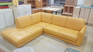 L Shaped Couch at Cambridge ReStore