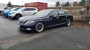 2007 Lexus LS460l tech package