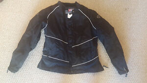 Joe Rocket Womens Large Luna Motorcycle Jacket