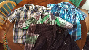 Boys size 8-12 lot