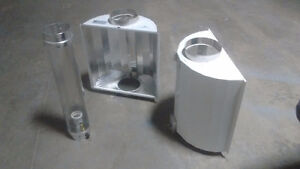 Grow lights air cooled fixtures 8in and 6in
