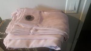 Lavender Pink Thermal/Black-out Curtain