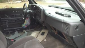 GMC CHEVY TRUCK INTERIOR PARTS