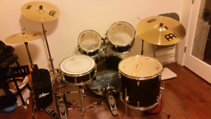 Tama imperial star acoustic drums obo