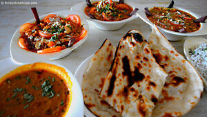 INDIAN/PAKASTANI/INDO CHINEESE FOOD CATERING AND TIFFIN SERVICE Edmonton Edmonton Area image 1