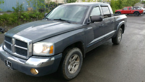 2005 Dodge Dakota 4x4 4 Portes!