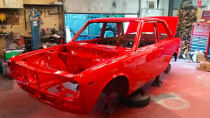 Datsun 510 parts Needed. I need a doner rust bucket