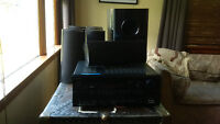 Onkyo 7.1 Home Theater System