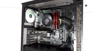 PC GAMER - GAMING PC | FULL AMD