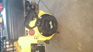 Snowblower motor