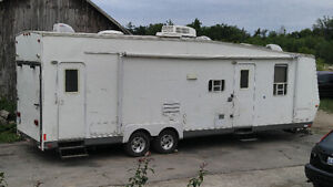 2008 TOY HAULER forest river GREAT deal!!! $11500