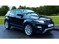 2011 Land Rover Range Rover Evoque 2.2 SD4 Dynamic 5dr Automatic Diesel Hatchbac
