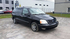 Ford Freestar SEL 2006((5 portes/7passagers/cuir/Mags/dvd))