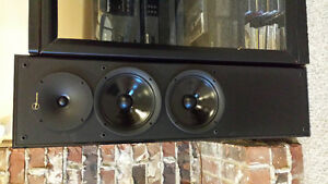 Nuance Spatial 3S Gloss Tower Speakers