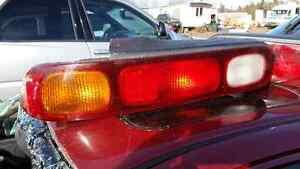 pair of acura integra tail lights