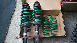 Tein Lowering Springs and Struts Cambridge Kitchener Area image 1
