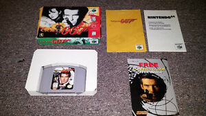 Golden eye 007 CIB