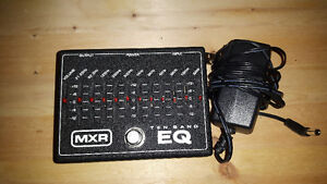 MXR M-108 EQ (Mint Cond.) WITH POWER SUPPLY