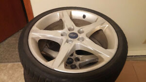 18 in. ford rims