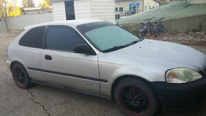 1999 Honda Civic Hatchback Saftey&Etested!! Kitchener / Waterloo Kitchener Area image 2