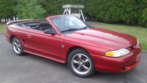 1995 Ford Mustang Cabriolet