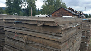 "Recycled  3"" and 4"" concrete faced insulation board (CT)"