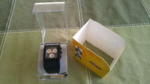 Rare Swatch SUEB400 James Bond Movie Chrono Watch