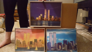 Twin Towers 3D pictures