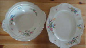 Decorative China and plates