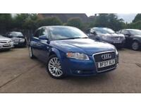 2007 AUDI A4 2.0TDI 170BHP TIMING BELT DONE!! VERY GOOD CONDITION