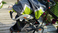 Baby Trend Jogger Travel System