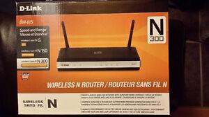 Routeur sans fil D Link