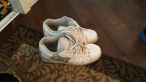 Clothing lot and DC shoes
