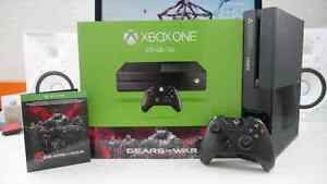 New XBox One - 500 GB - Gears Of War