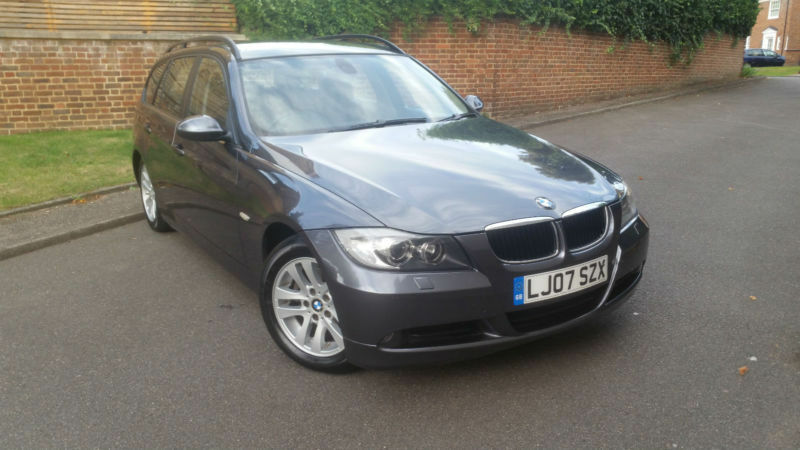 2007 BMW 320 2.0TD d SE Touring +++HUGE SPEC+++